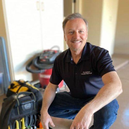 JOE VAUGHAN OWNER AND FOUNDER Phoenix Handyman Home Repair